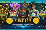 Seven millionaires in seven months on Microgaming's progressive jackpot network