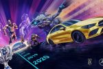 Mercedes-Benz to become the exclusive automotive partner of all global LoL Esports events