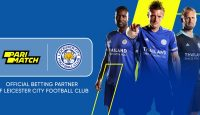Parimatch named new Leicester City training wear partner and betting partner