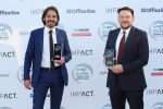 Gold Award for Technology Excellence to INTRALOT and Office Line at Impact BITE Awards 2020