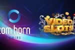 Tom Horn goes live with Videoslots