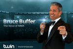 Twin announces Bruce Buffer as Brand Ambassador