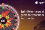 Spin&Win - a great game for your brick and mortar