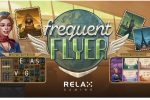 Relax Gaming offers a passport to slot paradise in Frequent Flyer