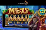 Pragmatic Play Embraces the Golden Touch in The Hand of Midas