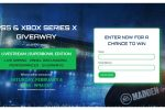 Ahead to giveaway multiple PS5 + XBOX Series X on Madden Stream & Host Panels with top gamers and athletes