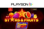 Playson changes the game with Stars and Fruits: Double Hit