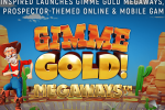 Inspired launches Gimme Gold Megaways