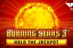 Wazdan takes Hold the Jackpot feature to new levels in Burning Stars 3™