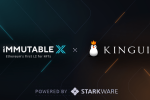 Global Gaming Marketplace Kinguin Partners With Immutable X