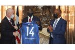 Liberian President George Weah announced as Ambassador for Pan-African Inter-School Championship