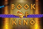 Evoplay Entertainment unlocks the tomb of the pharaohs in Book of Keno