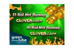 Scorching slot fun and winnings in the Red Hot Burning Clover Link™ Series