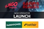Slingo Originals Launches with Paddy Power Betfair