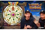 Push Gaming's Wheel of Wonders world premiere hosted by CasinoDaddy