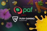 Push Gaming strengthens Nordics leadership with Paf deal