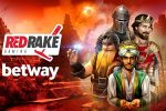 Red Rake Gaming has partnered with global leader Betway