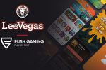 Push Gaming nets global content agreement with LeoVegas