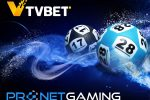 TVBET forms new partnership with Pronet Gaming