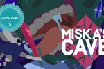 Miska's Cave wins Weekly Vote at the Game Development World Championship