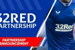 New multi-year partnership between 32Red and Rangers marks the longest running in British football
