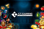CT Gaming Interactive Content Live on New Casino Brands via BlueOcean