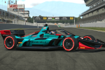 iRacing Indycar seires beckons for YAS HEAT ESPORTS