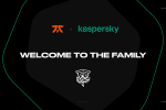 Fnatic Announces Global Partnership with Kaspersky