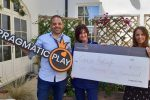 PRAGMATIC PLAY MAKES £10,200 DONATION TO CANCER RELIEF IN GIBRALTAR