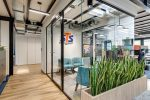 A new section of the STS office in Katowice is an industrial gem with a sporty character