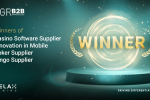 Relax Gaming leads the way with four EGR Awards